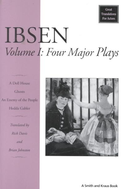 Ibsen By Ibsen, Henrik/ Davis, Rick (TRN)/ Johnston, Brian (TRN)